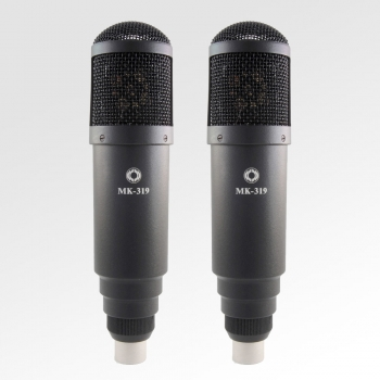Oktava MK-319 matched pair