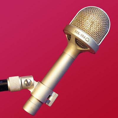 Oktava MK-104 Large Diaphragm Studio Condenser Microphone